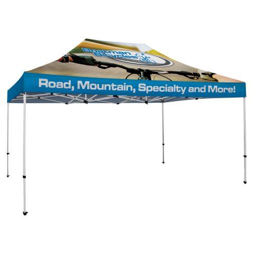 Premium Aluminum 15' & 20' Tents