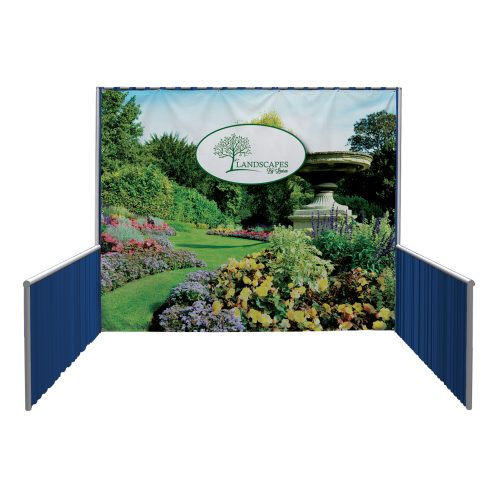 Pipe & Drape Banner and Header