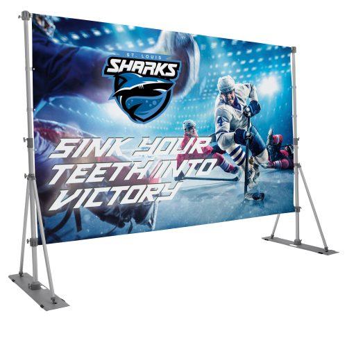 Headliner Banner Display