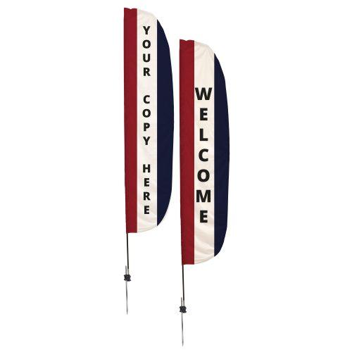 Message Flutter Flags