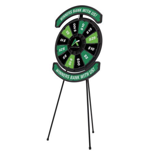 Spin 'N Win Prize Wheel Plus