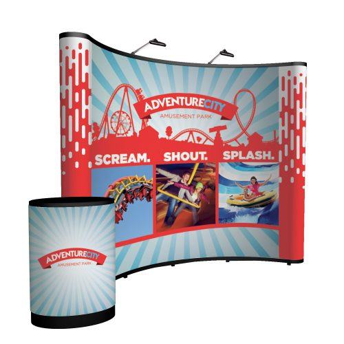 Show 'N Rise Pop-Up Displays