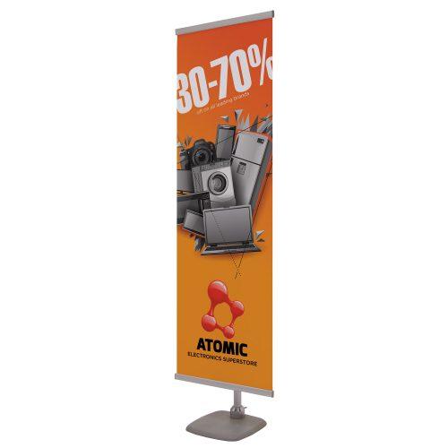 Sidekick Banner Display