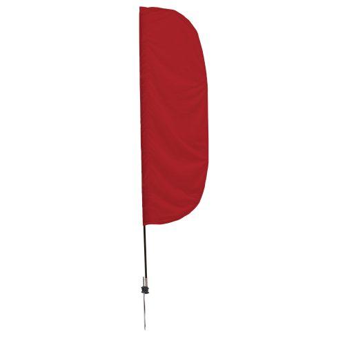 Solid Color Stadium Flutter Flag