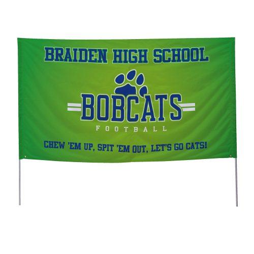 Tear Away Banners