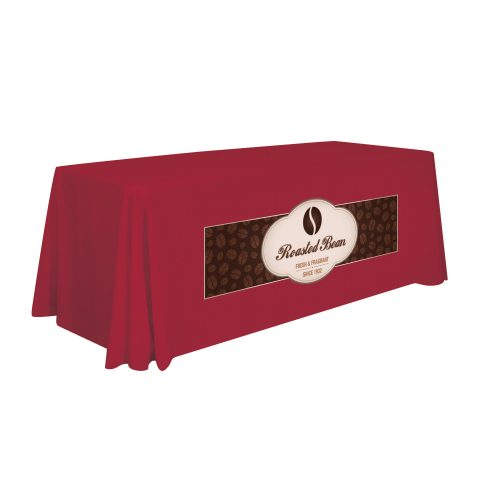 Stain-Resistant Table Throws
