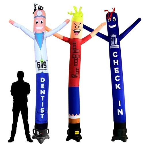 10ft Air Dancers Inflatable Tube Men