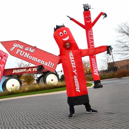 Air Dancers Costumes